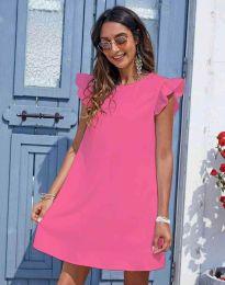 Φόρεμα - κώδ. 6261 - ροζ