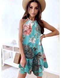 Φόρεμα - κώδ. 7027 - μέντα