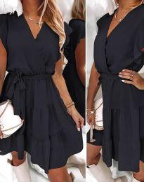 Φόρεμα - κώδ. 2345 - μαύρο