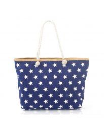 Τσάντα - κώδ. 5350 - μπλε