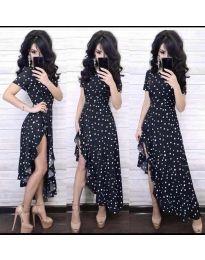 Φόρεμα - κώδ. 3013 - μαύρο