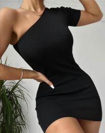 Φόρεμα - κώδ. 2419 - μαύρο