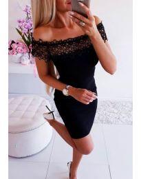 Φόρεμα - κώδ. 3105 - μαύρο