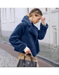Παλτό - κώδ. 164 - μπλε