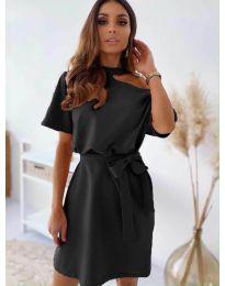 Φόρεμα - κώδ. 0006 - μαύρο