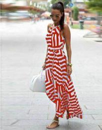 Φόρεμα - κώδ. 2903 - 5 - πολύχρωμο