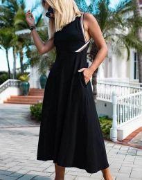 Φόρεμα - κώδ. 70511 - 1 - μαύρο