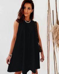 Φόρεμα - κώδ. 9862 - μαύρο