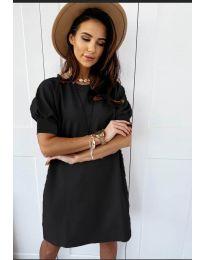 Φόρεμα - κώδ. 9868 - μαύρο