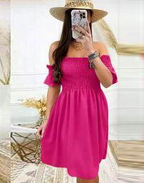 Φόρεμα - κώδ. 1409 - φουξια