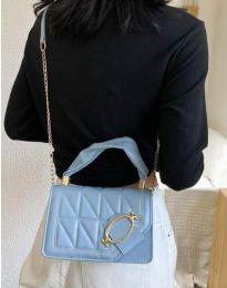 Τσάντα - κώδ. B445 - μπλε