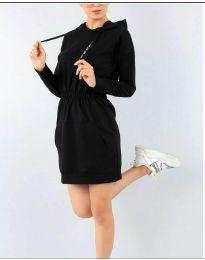 Φόρεμα - κώδ. 7315 - μαύρο