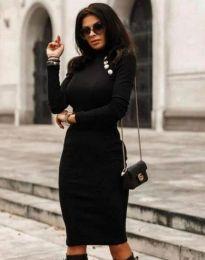Φόρεμα - κώδ. 9768 - 3 - μαύρο