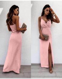 Φόρεμα - κώδ. 1517 - πούδρα
