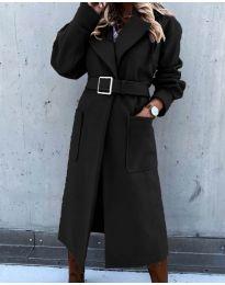 Παλτό - κώδ. 423 - μαύρο