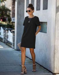 Φόρεμα - κώδ. 4408 - μαύρο
