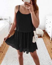 Φόρεμα - κώδ. 8596 - μαύρο