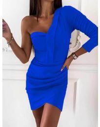 Φόρεμα - κώδ. 2079 - σκούρο μπλε