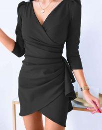 Φόρεμα - κώδ. 32897 - μαύρο