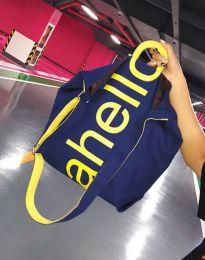 Τσάντα - κώδ. B293 - σκούρο μπλε