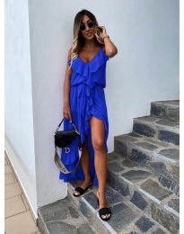 Φόρεμα - κώδ. 0081 - μπλε