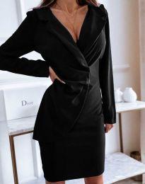 Φόρεμα - κώδ. 4159 - μαύρο