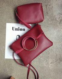 Τσάντα - κώδ. B292 - μπορντό