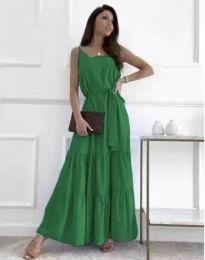 Φόρεμα - κώδ. 2578 - πράσινο