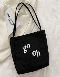 Τσάντα - κώδ. B579 - μαύρο