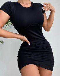 Φόρεμα - κώδ. 12833 - μαύρο