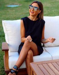 Φόρεμα - κώδ. 5786 - 2 - μαύρο
