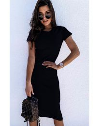 Φόρεμα - κώδ. 682 - μαύρο