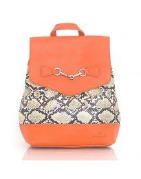 Τσάντα - κώδ. WG11633-3 - πορτοκαλί