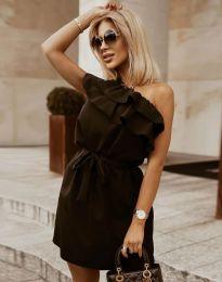 Φόρεμα - κώδ. 7100 - μαύρο