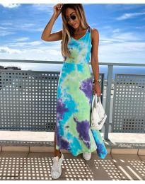 Φόρεμα - κώδ. 1263 - πολύχρωμο