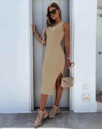 Φόρεμα - κώδ. 0234 - μπεζ