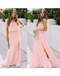 Φόρεμα - κώδ. 061 - ροζ