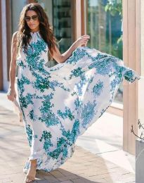 Φόρεμα - κώδ. 2963 - πολύχρωμο