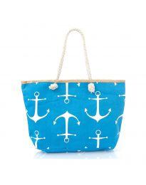 Τσάντα - κώδ. 2228 - μπλε