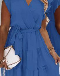 Φόρεμα - κώδ. 2345 - μπλε