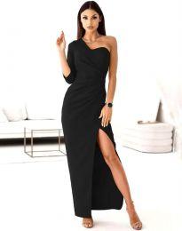 Φόρεμα - κώδ. 4511 - μαύρο