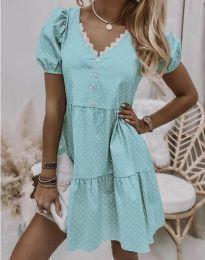 Φόρεμα - κώδ. 8292 - μέντα