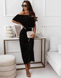 Φόρεμα - κώδ. 11973 - μαύρο