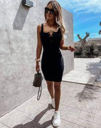 Φόρεμα - κώδ. 9458 - μαύρο