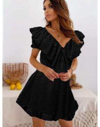Φόρεμα - κώδ. 519 - μαύρο