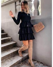 Φόρεμα - κώδ. 2951 - μαύρο