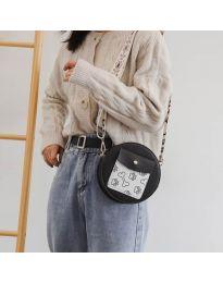 Τσάντα - κώδ. B163 - μαύρο