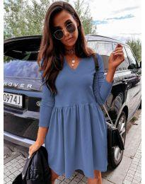 Φόρεμα - κώδ. 0060 - μπλε