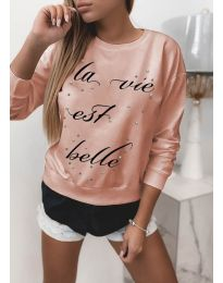 Μπλούζα - κώδ. 3997 - ροζ