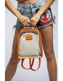 Τσάντα - κώδ. LS570 - πορτοκαλί